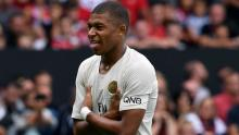 PSG star Kylian Mbappe's signature celebration is highly popular in the world of football.
