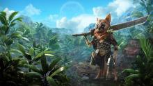 Biomutant is an open world RPG developed by Experiment 101 and published by THQ Nordic. The game takes the players to a peculiar world inhabited by humanoid animals – the universe combines post-apocalyptic science fiction elements with themes from Wuxia movies.