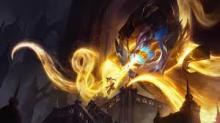 Vel'Koz is an alternative to Xerath, in case he is banned