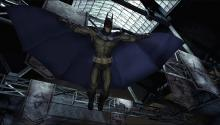 Use Batman's aerial attacks to swoop down and surprise your opponents from high above.