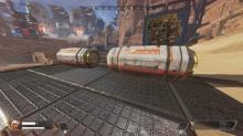 Loot bins hold valuable items and gun attachments.