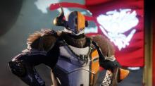 Lord Shaxx will sometimes sell or reward you with the kill-tracker shell