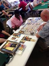 A tournament of Lords of Waterdeep