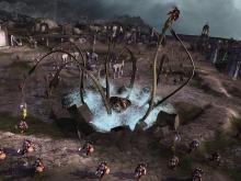 Take on massive creatures