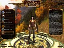 Create your own character to really immerse yourself into the LOTR story