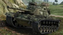 The winner is... M48A5 Patton!