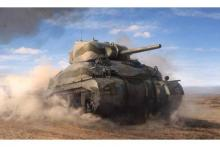 Leaving the competition in the dust at 5th place, M4A1 Sherman.