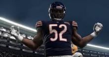 Chicago Bears Madden 20
