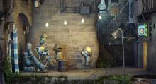 There is no life in Machinarium, yet everything breathes. Join Josef on his whimsical quest and explore all the city has to offer.