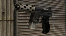 This gun is accuracy heavy to help you through all your missions!