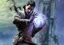 Though he's not a magister, Dorian's magical abilities area must-have on the field