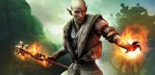 Solas, Dragon Age, Dragon Age Inquisition, mage, magic, fade