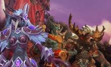 Allied races offer next options on who to play as a mage