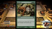 Overrun is one of the most powerful Magic cards ever created. Green beats for the win
