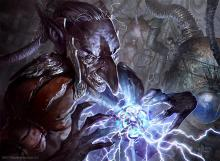 Goblin Electromancer is my favorite budget card. He enables spellslinger decks and acts as a great 2/2 creature.