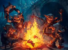 Goblin Gathering can also be a the focus of a great budget deck.