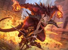 Special shoutouts to Mayhem Devil and Rakdos sacrifice. They're doing great in tournaments right now, and I would keep an eye out for that deck.