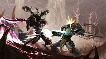 Chaos Daemon vs. Grey Knight