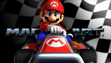 Mario kart 7 wallpaper of Mario. Due to some karts being fairly balanced, it can help your racing needs that are suited for every level.