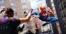 Combat in Marvel's Spider-Man is fluid and exciting