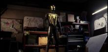 I thought that the Anti-Ock Suit was kind of a letdown in comparison to the Insomniac White Spider. Besides, we already got a black and yellow suit and I thought i was ugly