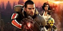 Join Commander Shepard and his squad as they try to keep peace in space.