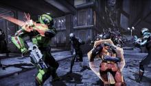 Melee is an important part of Mass Effect's combat system.