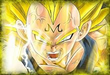 Vegeta unleashes his ultimate form