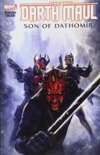 Darth Maul Son of Dathomir Cover art