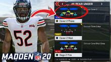 Madden 20 Defense