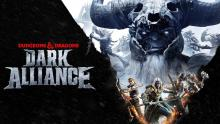 Good news for DnD fans, a new rpg titled Dark Alliance is set to come out some time in 2020. It's going to be a 4-player co-op game that uses 4 DnD licensed characters, all coincidentally champions of the Hall. Specifically shown here to be Drizzt, Wulfgar, Bruenor, and Cattie-Brie.