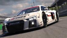 The Audi R8 GT3 will scare your competition off the road.