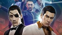 Yakuza 0 Majima and Kiryu take to the streets of Japan