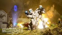The Clone Commandos capture the command post