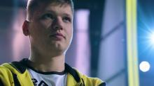 s1mple during the London Major