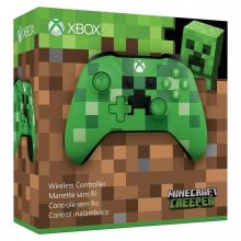 Xbox players! Check out this exclusive Minecraft controller!