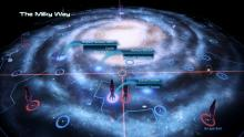 A new galaxy map for the expanded galaxy mod.