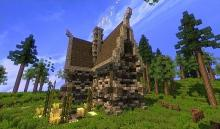 Build large Medieval structures and craft massive villages to defend from monsters.