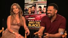 Here is an interview with Mike Epps from the film.
