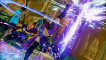 Menat's Critical Art is as flashy as it is effective