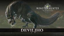 The Deviljho returns in MHW!
