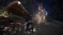 Monster Hunter World features several small higher creatures, such as the Kulu-Ya-Ku