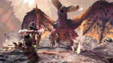 The Nergigante is one of the fiercest elder dragons in the game.