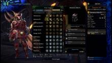 Get some Handicraft, Focus and some good Defense while wearing the Damascus Beta+ armor in Monster Hunter World.