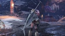 Keep your enemies at bay with a Flying Tuna in MHW Iceborne.
