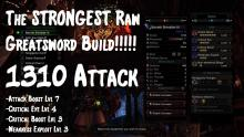 Always be on the look out for these great stats for the Longsword in Monster Hunter World.