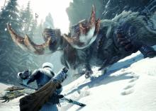 You never know what you might encounter in Iceborne.