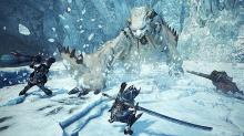 Dig into polar arctic themed action based combat.