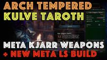 Get some great meta builds going with some of the Kjarr weapons which are some of the best weapons in the game.