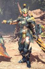 Unlock Agitator Secret as well as Artillery Secret when 4 pieces of this armor is equipped. Get in there and blow some shit up on some enraged monster's asses.